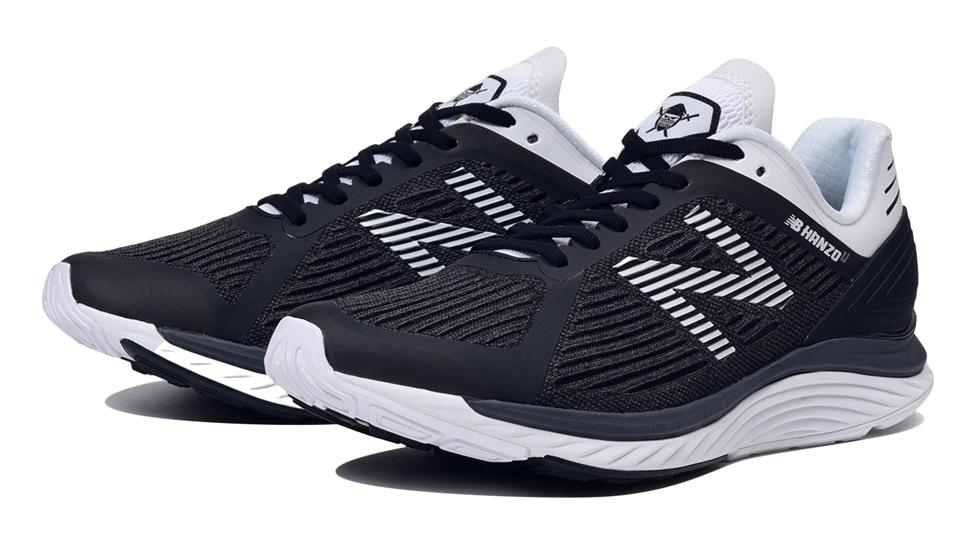 (NB公式アウトレット)【60%OFF】 メンズ NB HANZO U M M1 (ブラック) ランニングシューズ 靴 ニューバランス newbalance セール