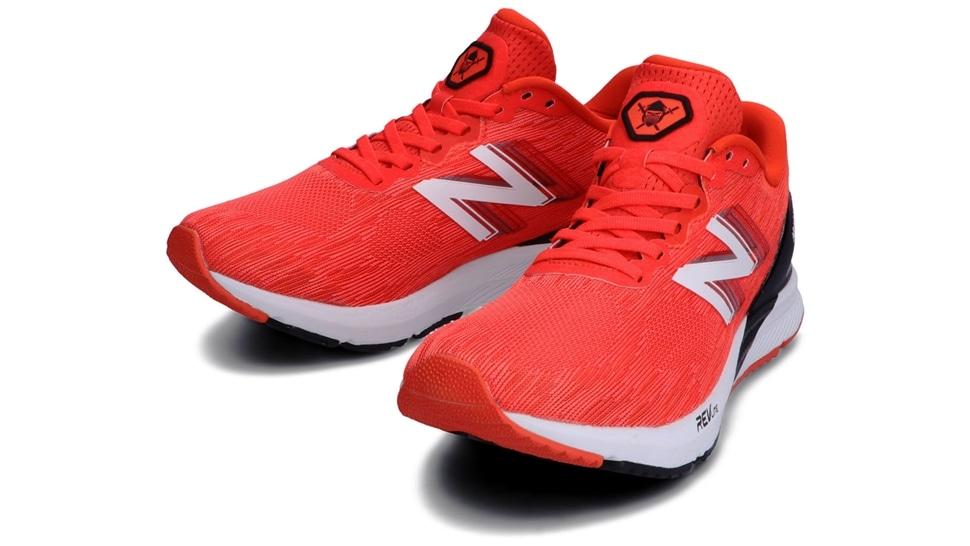 (NB公式アウトレット)【40%OFF】 メンズ NB HANZO U M N3 (レッド) ランニングシューズ 靴 ニューバランス newbalance セール
