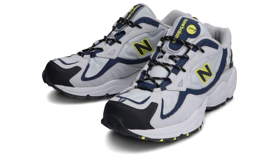 (NB公式アウトレット)【30%OFF】 メンズ ML703 BB (グレー) スニーカー シューズ 靴 ニューバランス newbalance セール