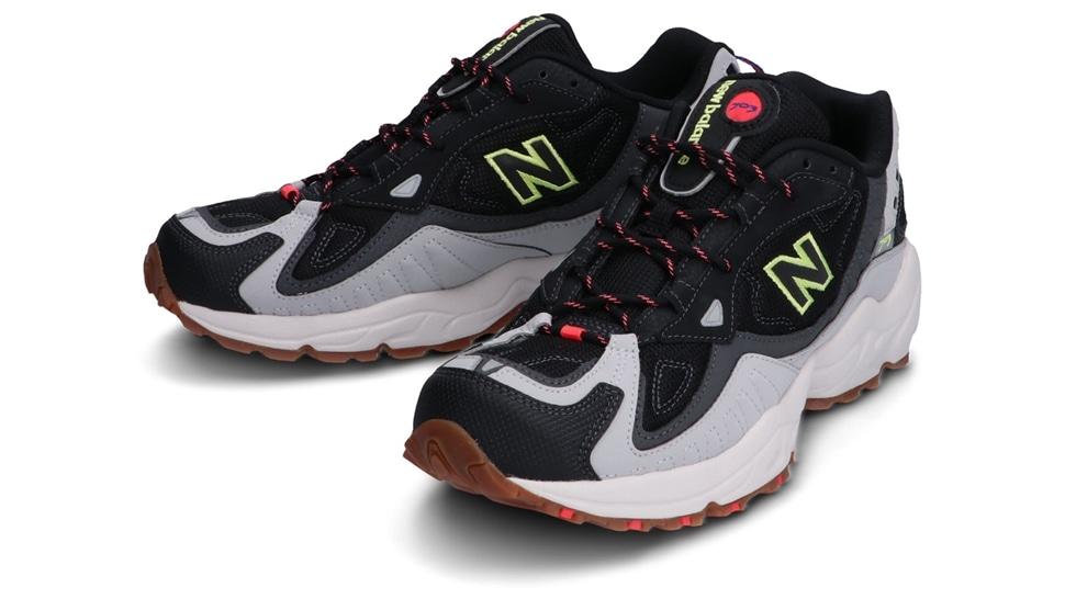 (NB公式アウトレット)【30%OFF】 メンズ ML703 BD (ブラック) スニーカー シューズ 靴 ニューバランス newbalance セール