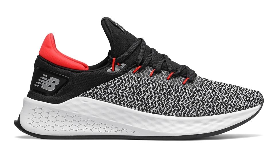 (NB公式アウトレット)【52%OFF】 メンズ FRESH FOAM LAZR M SB2 (ブラック) ランニングシューズ 靴 ニューバランス newbalance セール