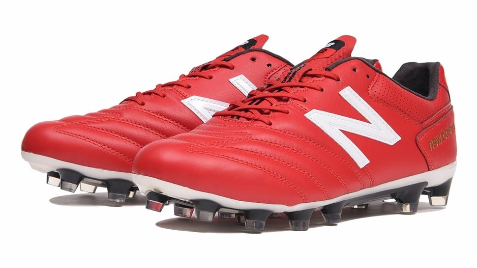 (NB公式アウトレット)【50%OFF】 ユニセックス 442 PRO HG RG1 (レッド) サッカーシューズ スパイク 靴 ニューバランス newbalance セール
