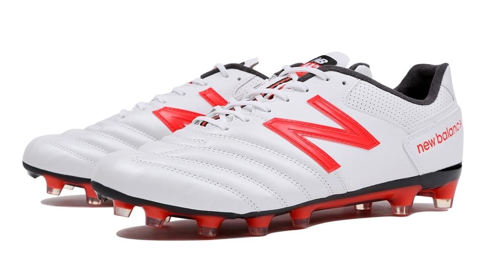 (NB公式アウトレット)【30%OFF】 ユニセックス 442 PRO HG WF1 (ホワイト) サッカーシューズ スパイク 靴 ニューバランス newbalance セール