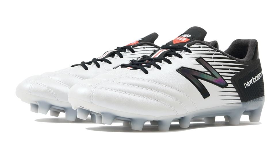 (NB公式アウトレット)【30%OFF】 ユニセックス 442 SP HG WB1 (ホワイト) サッカーシューズ スパイク 靴 ニューバランス newbalance セール