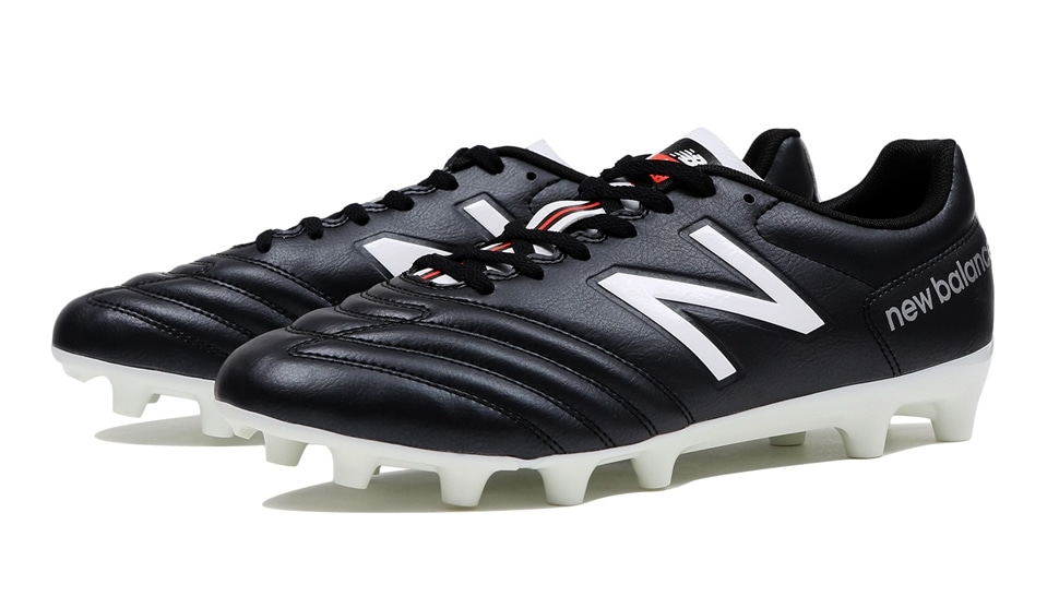 (NB公式アウトレット)【30%OFF】 メンズ 442 ACADEMY HG BG1 (ブラック) サッカーシューズ スパイク 靴 ニューバランス newbalance セール