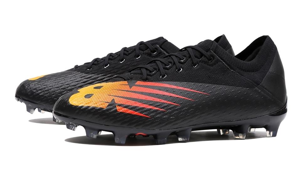 (NB公式アウトレット)【30%OFF】 メンズ FURON PRO HG BN6 (ブラック) サッカーシューズ スパイク 靴 ニューバランス newbalance セール