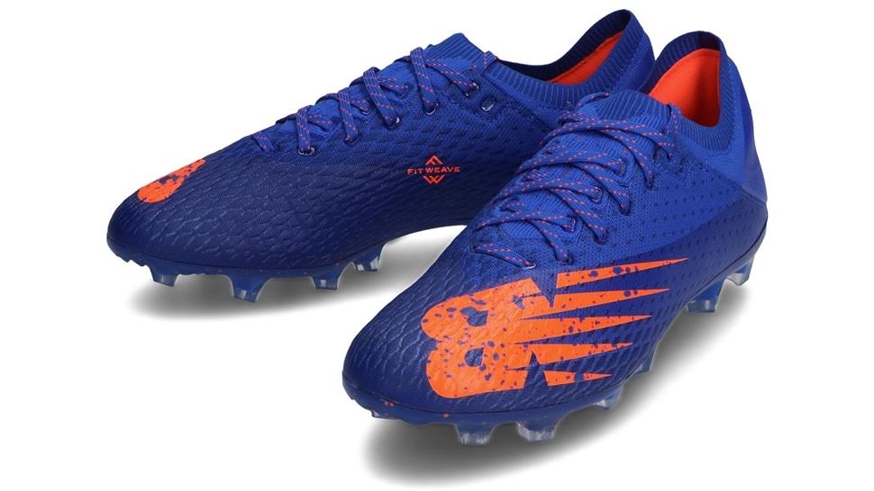 (NB公式アウトレット)【40%OFF】 メンズ FURON PRO HG CO6 (ブルー) サッカーシューズ スパイク 靴 ニューバランス newbalance セール