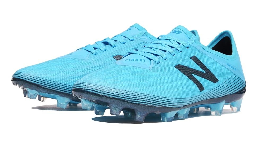 (NB公式アウトレット)【50%OFF】 ユニセックス FURON PRO HG BS5 (ブルー) サッカーシューズ スパイク 靴 ニューバランス newbalance セール