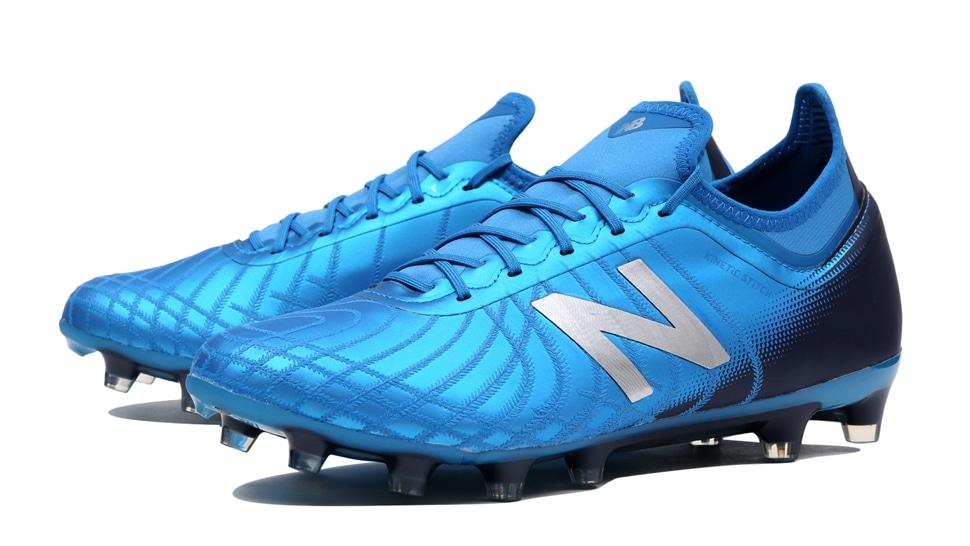 (NB公式アウトレット)【50%OFF】 ユニセックス TEKELA MAGIA HG VC2 (ブルー) サッカーシューズ スパイク 靴 ニューバランス newbalance セール
