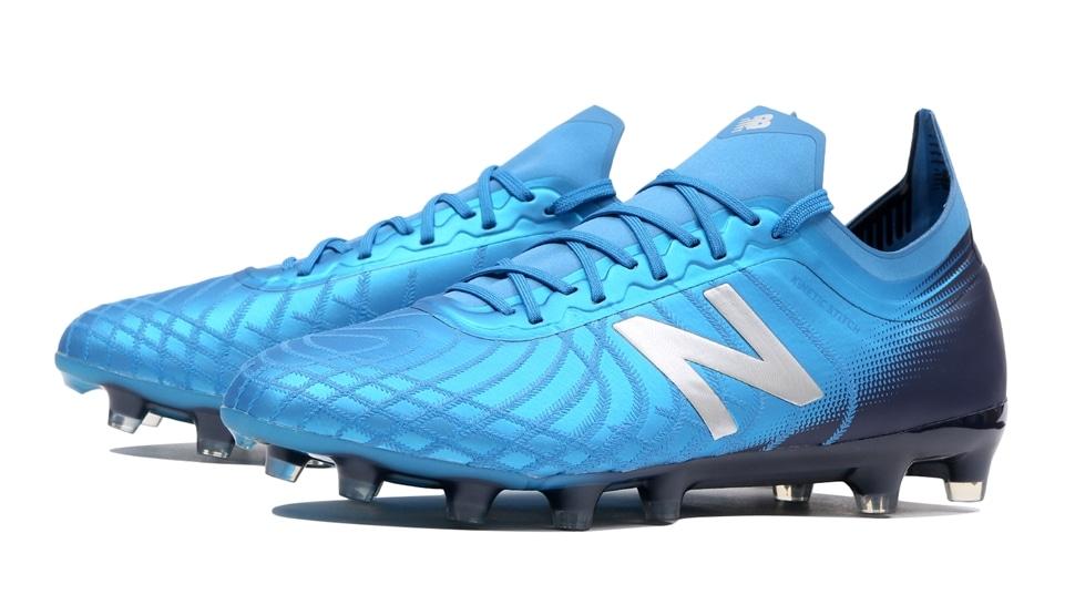 (NB公式アウトレット)【50%OFF】 ユニセックス TEKELA PRO HG VC2 (ブルー) サッカーシューズ スパイク 靴 ニューバランス newbalance セール