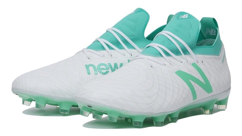 (NB公式アウトレット)【67%OFF】 ユニセックス TEKELA PRO HG WN1 (ホワイト) サッカーシューズ スパイク 靴 ニューバランス newbalance セール