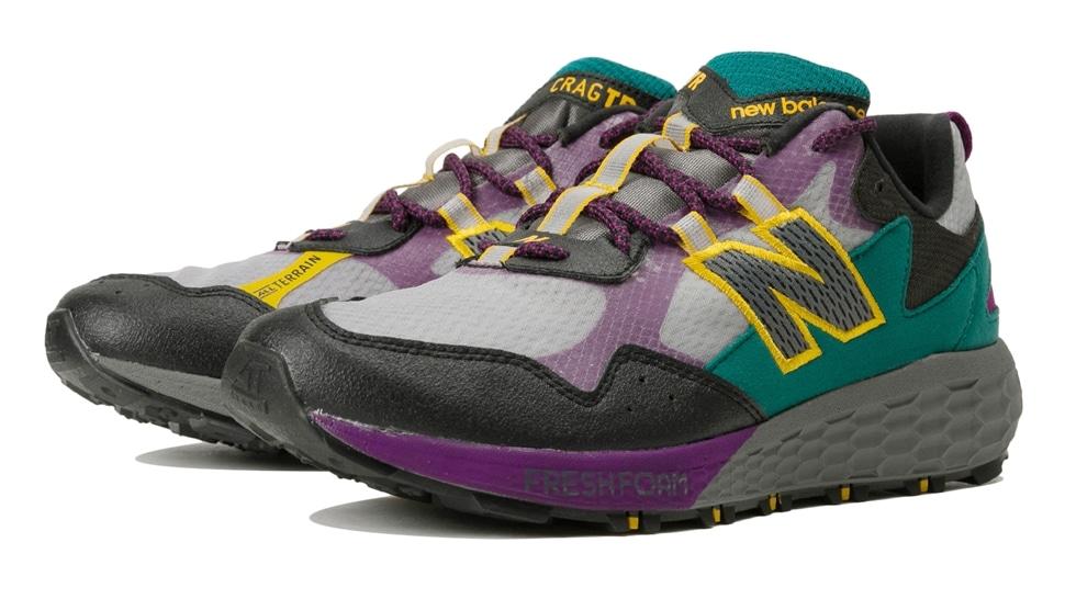 (NB公式アウトレット)【50%OFF】 メンズ FRESH FOAM CRAG TRAIL M LC2 (グレー) ランニングシューズ 靴 ニューバランス newbalance セール