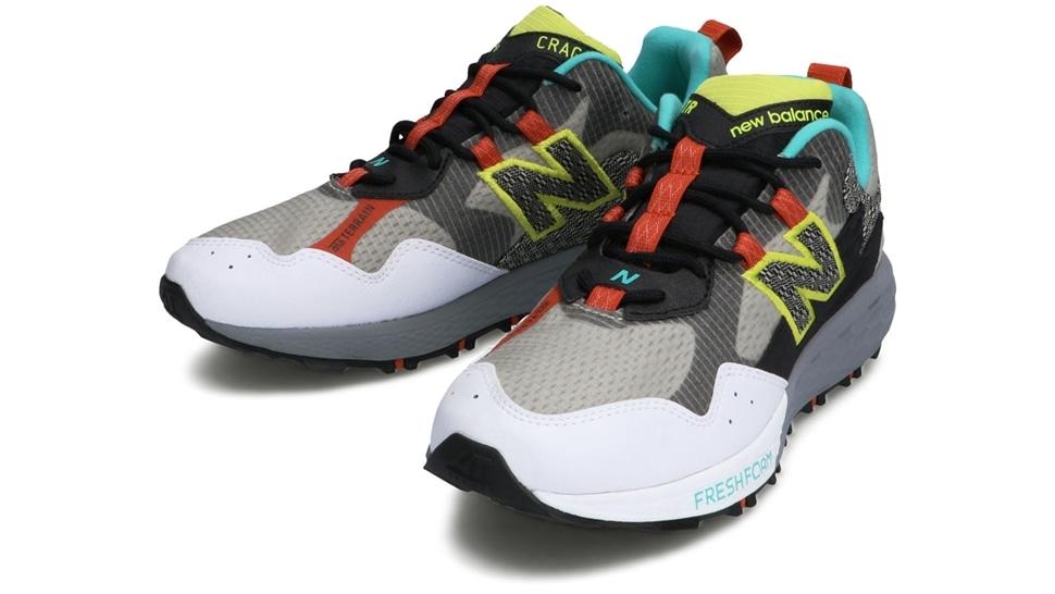 (NB公式アウトレット)【40%OFF】 メンズ FRESH FOAM CRAG M RO2 (グレー) ランニングシューズ 靴 ニューバランス newbalance セール