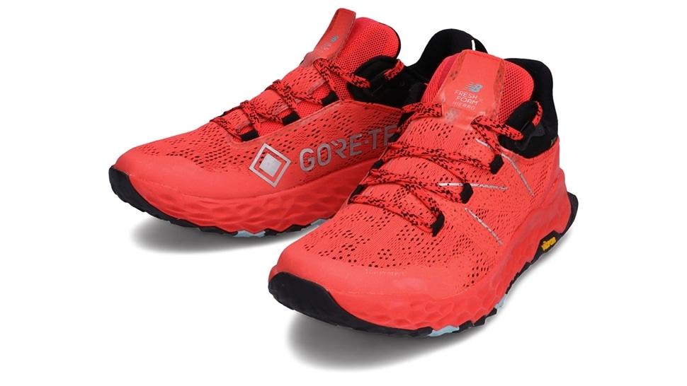 (NB公式アウトレット)【30%OFF】 メンズ FRESH FOAM HIERRO M RX5 (レッド) ランニングシューズ 靴 ニューバランス newbalance セール