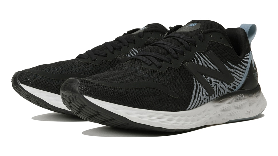 (NB公式アウトレット)【50%OFF】 メンズ FRESH FOAM TEMPO M BK (ブラック) ランニングシューズ 靴 ニューバランス newbalance セール