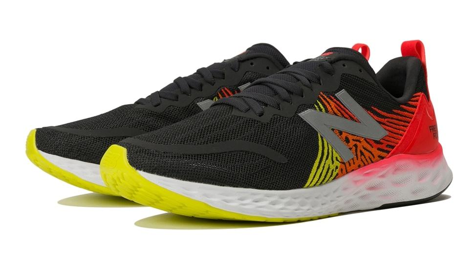 (NB公式アウトレット)【50%OFF】 メンズ FRESH FOAM TEMPO M BR (ブラック) ランニングシューズ 靴 ニューバランス newbalance セール