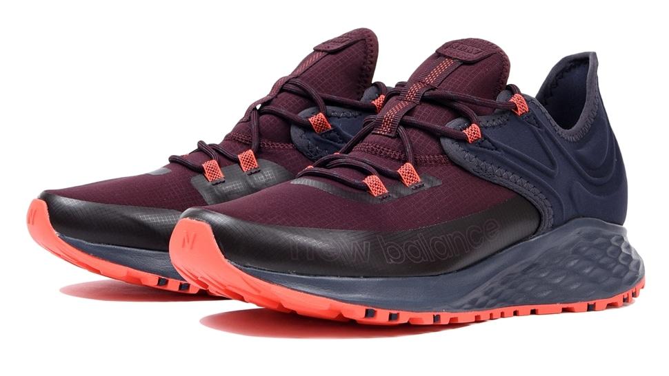 (NB公式アウトレット)【50%OFF】 メンズ FRESH FOAM TRAIL ROAV M LR (ブルー) ランニングシューズ 靴 ニューバランス newbalance セール
