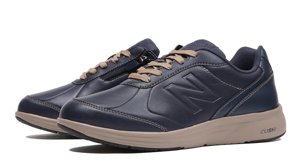 (NB公式アウトレット)【30%OFF】 メンズ MW685 N6 (ブルー) ウォーキングシューズ 靴 ニューバランス newbalance セール