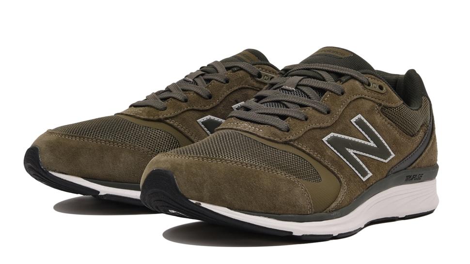 (NB公式アウトレット)【40%OFF】 メンズ MW880 AM4 (グリーン) ウォーキングシューズ 靴 ニューバランス newbalance セール