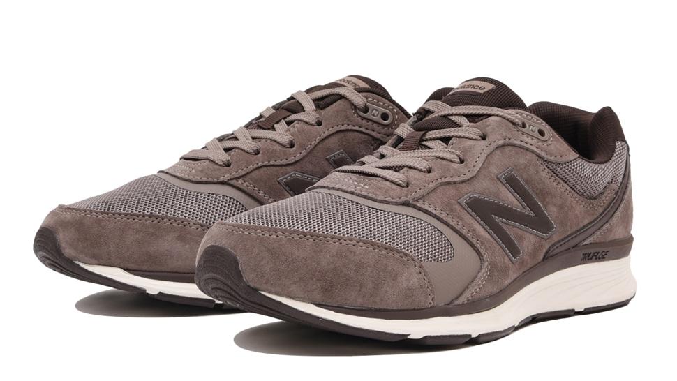 (NB公式アウトレット)【40%OFF】 メンズ MW880 AZ4 (ブラウン) ウォーキングシューズ 靴 ニューバランス newbalance セール