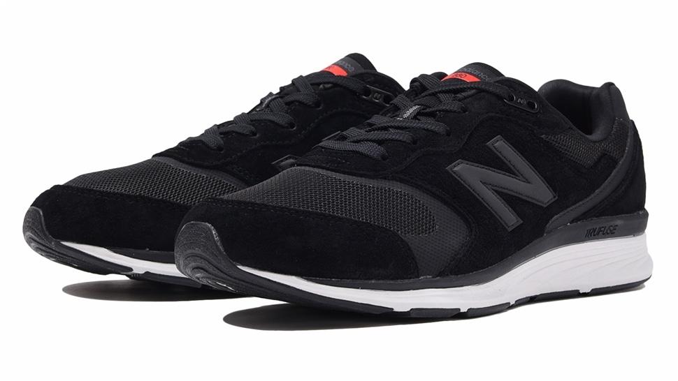 (NB公式アウトレット)【30%OFF】 メンズ MW880 BS4 (ブラック) ウォーキングシューズ 靴 ニューバランス newbalance セール