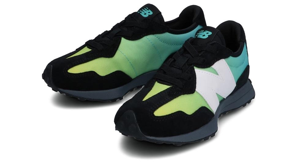 (NB公式アウトレット)【30%OFF】 キッズ PH327 SA (グリーン) スニーカー シューズ 靴 ニューバランス newbalance セール