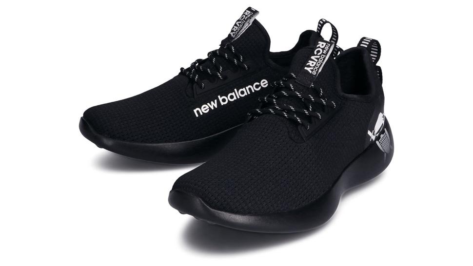 (NB公式アウトレット)【30%OFF】 ユニセックス RCVRY HT (ブラック) ウォーキングシューズ 靴 ニューバランス newbalance セール