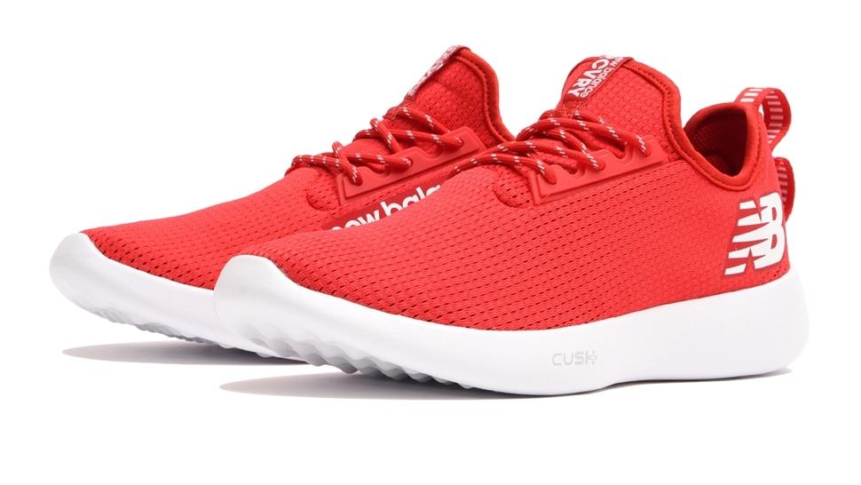 (NB公式アウトレット)【30%OFF】 ユニセックス NB RCVRY SR (レッド) ウォーキングシューズ 靴 ニューバランス newbalance セール