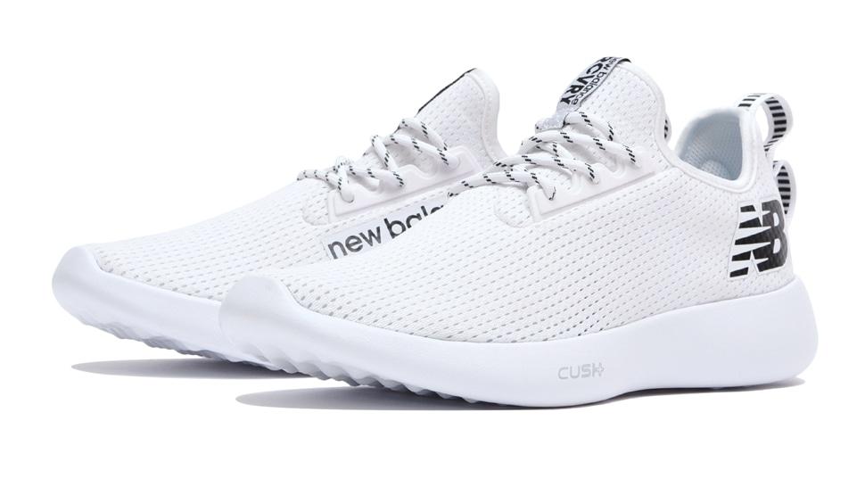 (NB公式アウトレット)【30%OFF】 ユニセックス NB RCVRY SW (ホワイト) ウォーキングシューズ 靴 ニューバランス newbalance セール