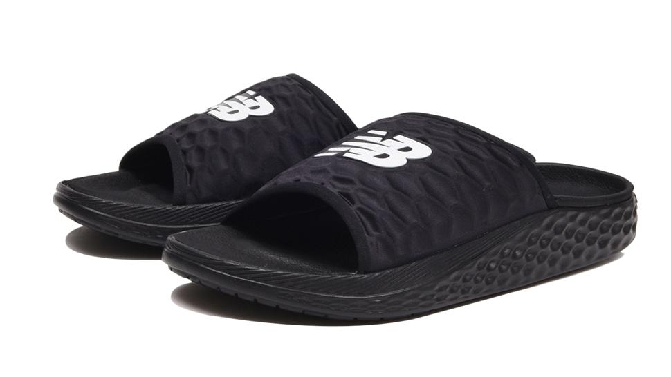 (NB公式アウトレット)【30%OFF】 メンズ HUPO'O K1 (ブラック) サンダル 靴 ニューバランス newbalance セール