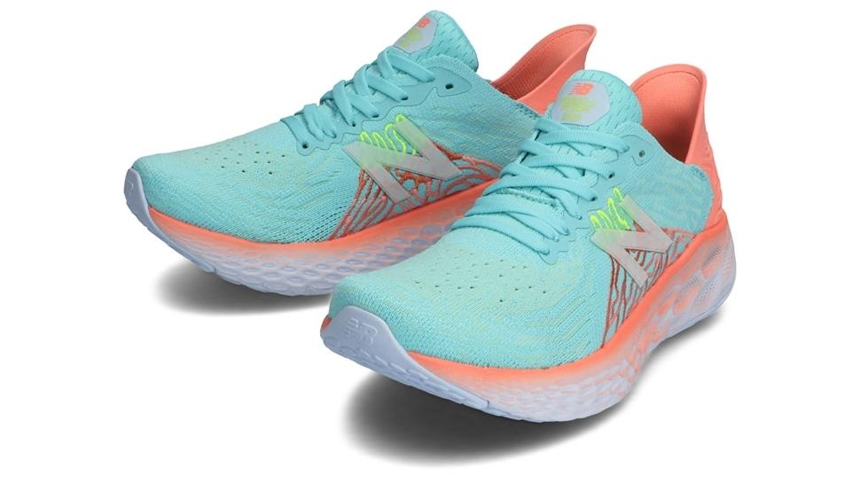 (NB公式アウトレット)【50%OFF】 ウイメンズ FRESH FOAM 1080 W M10 (ブルー) ランニングシューズ 靴 ニューバランス newbalance セール