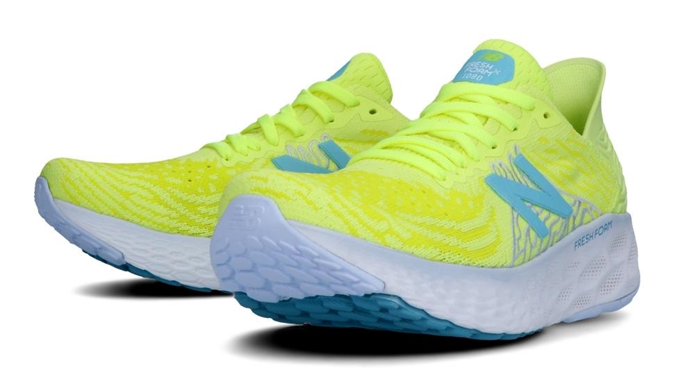 (NB公式アウトレット)【50%OFF】 ウイメンズ FRESH FOAM 1080 W S10 (イエロー) ランニングシューズ 靴 ニューバランス newbalance セール