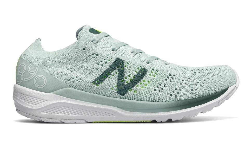 (NB公式アウトレット)【60%OFF】 ウイメンズ W890 BG7 (グリーン) ランニングシューズ 靴 ニューバランス newbalance セール