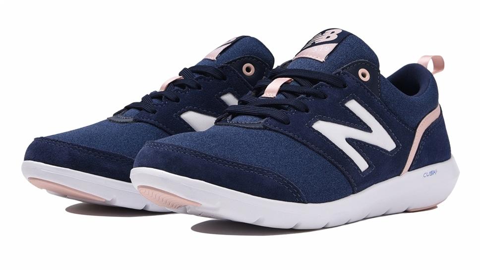 (NB公式アウトレット)【50%OFF】 ウイメンズ WA315 NY2 (ブルー) ウォーキングシューズ 靴 ニューバランス newbalance セール