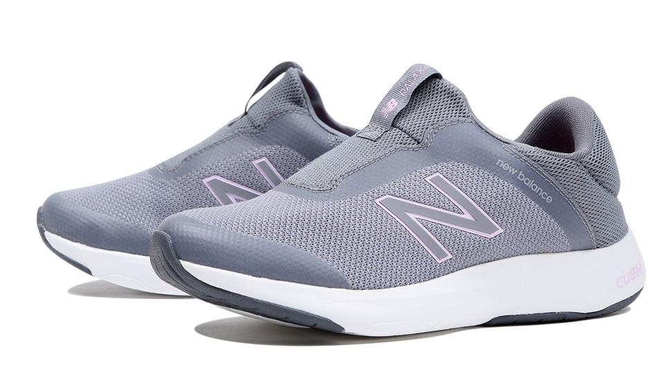 (NB公式アウトレット)【30%OFF】 ウイメンズ RALAXA SLIP ON W R1 (グレー) ウォーキングシューズ 靴 ニューバランス newbalance セール