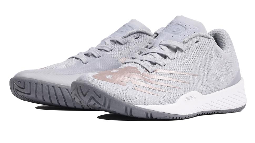 (NB公式アウトレット)【50%OFF】 ウイメンズ WCH896 M3 (グレー) テニス オールコート用シューズ 靴 ニューバランス newbalance セール