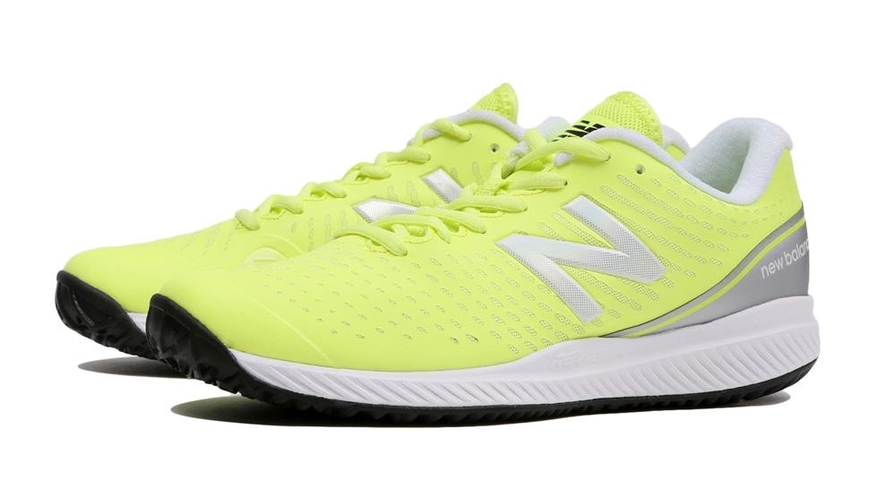 (NB公式アウトレット)【40%OFF】 ウイメンズ WCO796 L2 (イエロー) テニス オムニ・クレーコート用シューズ 靴 ニューバランス newbalance セール