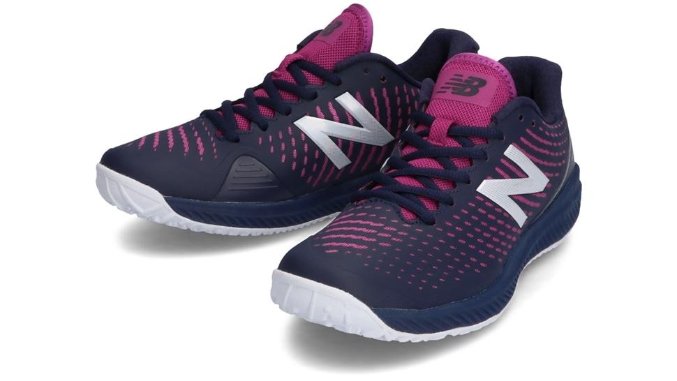(NB公式アウトレット)【30%OFF】 ウイメンズ WCO796 M2 (MULBERRY) テニス オムニ・クレーコート用シューズ 靴 ニューバランス newbalance セール