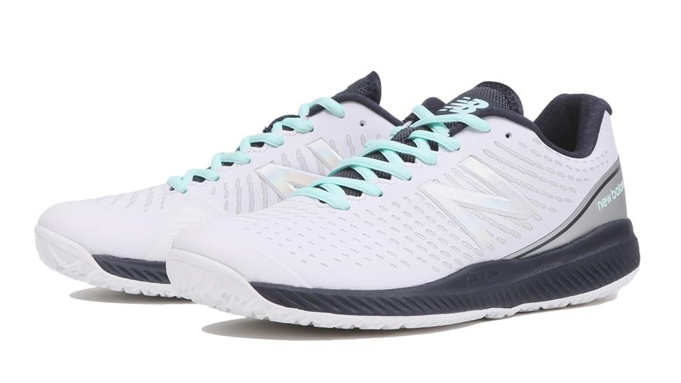 (NB公式アウトレット)【30%OFF】 ウイメンズ WCO796 W2 (ホワイト) テニス オムニ・クレーコート用シューズ 靴 ニューバランス newbalance セール