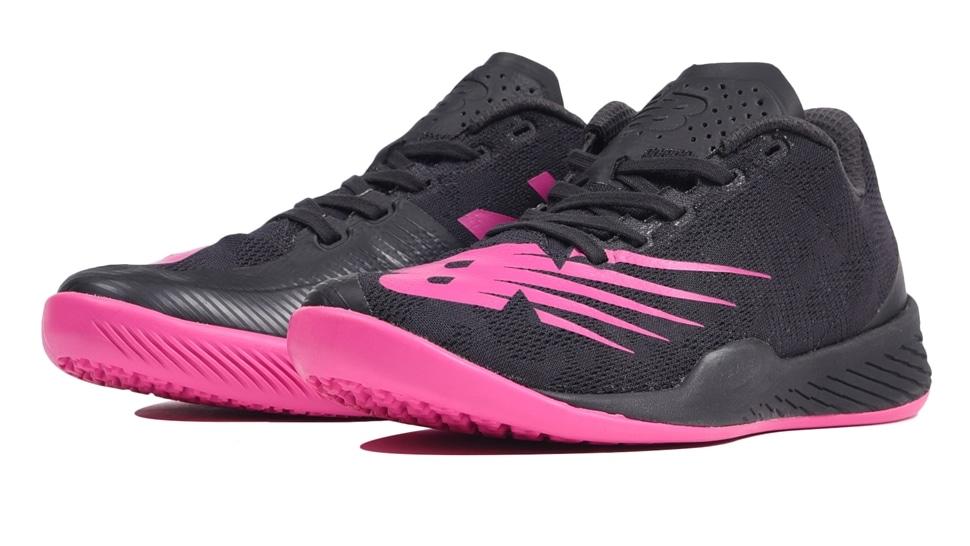 (NB公式アウトレット)【50%OFF】 ウイメンズ WCO896 P3 (ブラック) テニス オムニ・クレーコート用シューズ 靴 ニューバランス newbalance セール