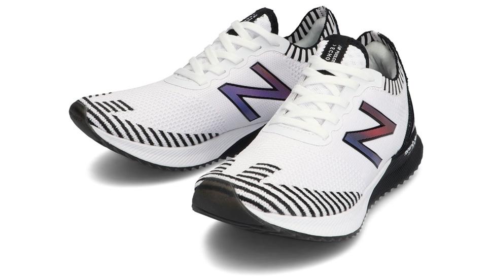 (NB公式アウトレット)【30%OFF】 ウイメンズ FuelCell ECHO W TK (ホワイト) ランニングシューズ 靴 ニューバランス newbalance セール