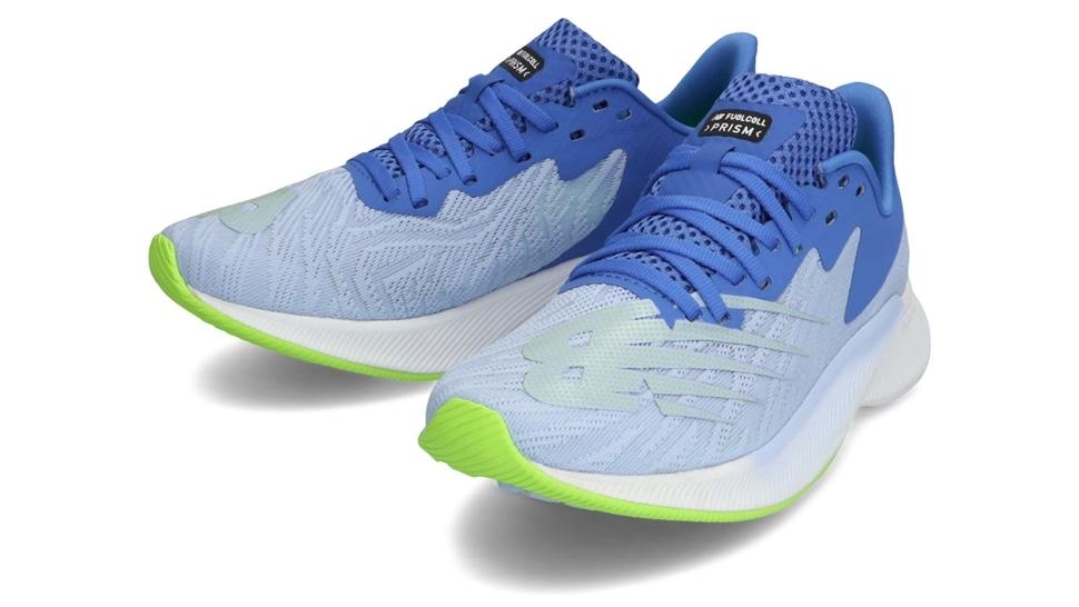 (NB公式アウトレット)【30%OFF】 ウイメンズ FuelCell PRISM W PG (ブルー) ランニングシューズ 靴 ニューバランス newbalance セール