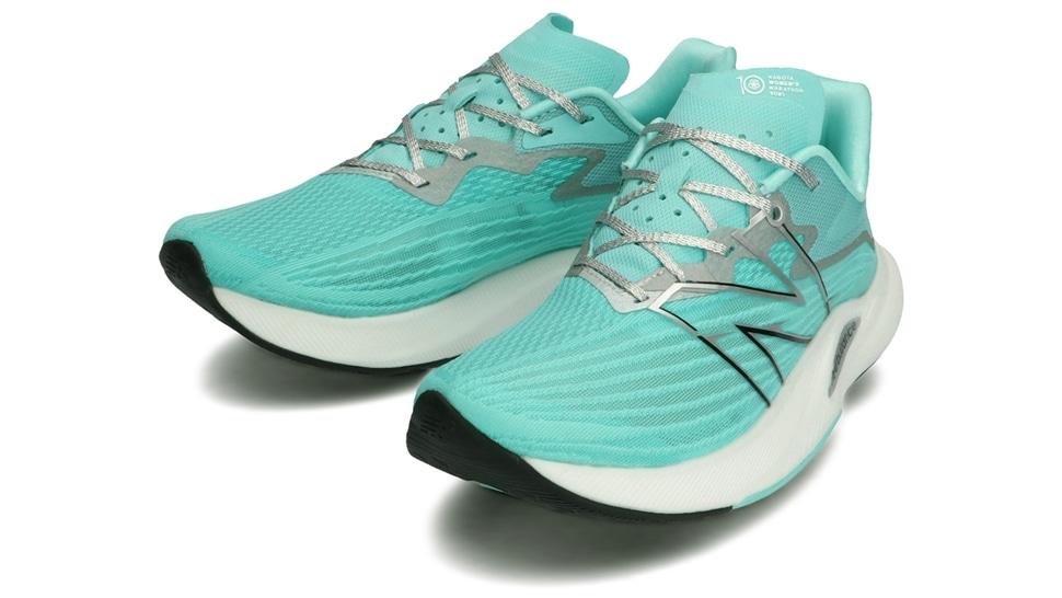(NB公式アウトレット)【30%OFF】 ウイメンズ FuelCell REBEL W NG2 (ブルー) ランニングシューズ 靴 ニューバランス newbalance セール
