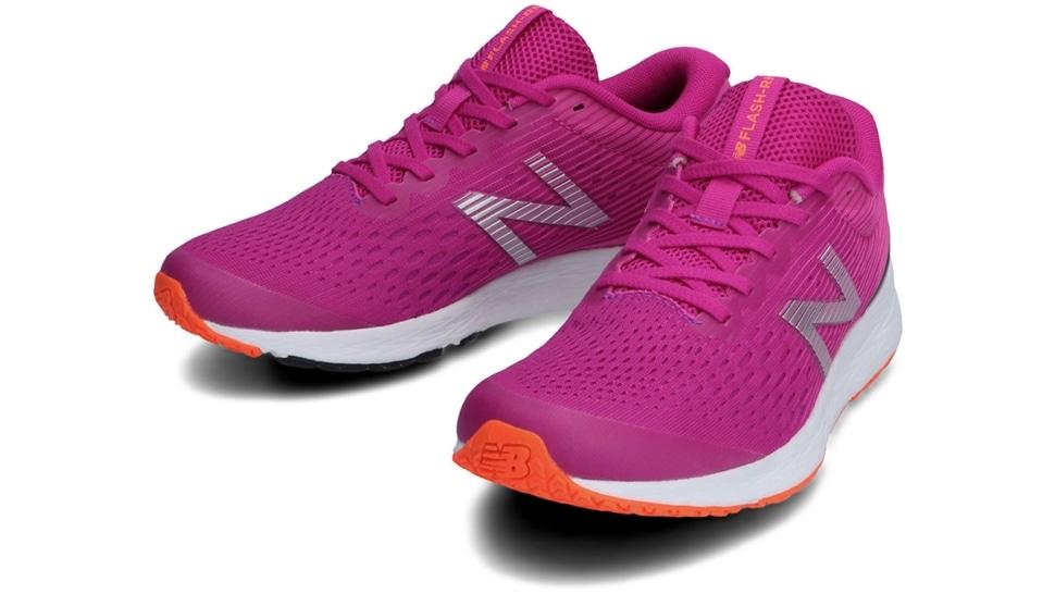 (NB公式アウトレット)【30%OFF】 ウイメンズ FLASH W CP4 (ピンク) ランニングシューズ 靴 ニューバランス newbalance セール