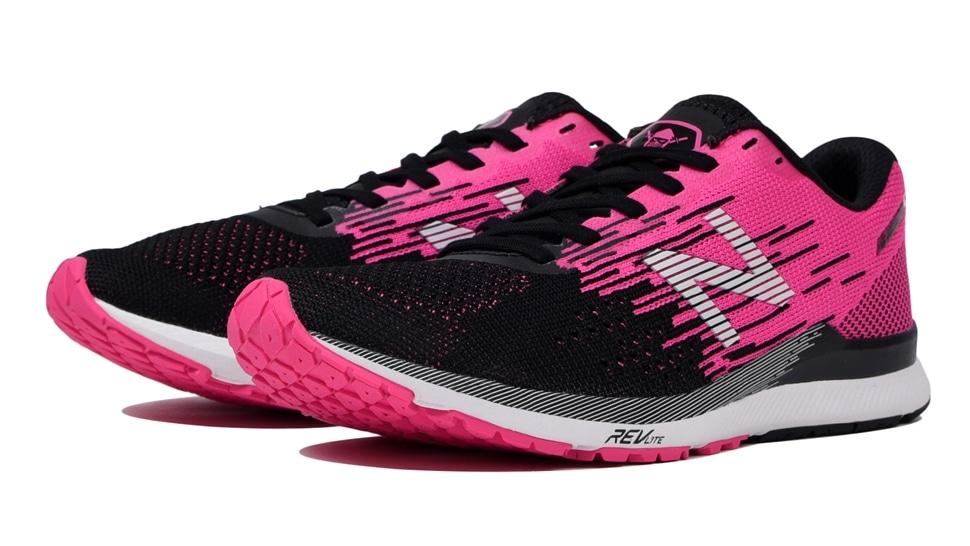 (NB公式アウトレット)【50%OFF】 ウイメンズ NB HANZO C W B2 (ブラック) ランニングシューズ 靴 ニューバランス newbalance セール