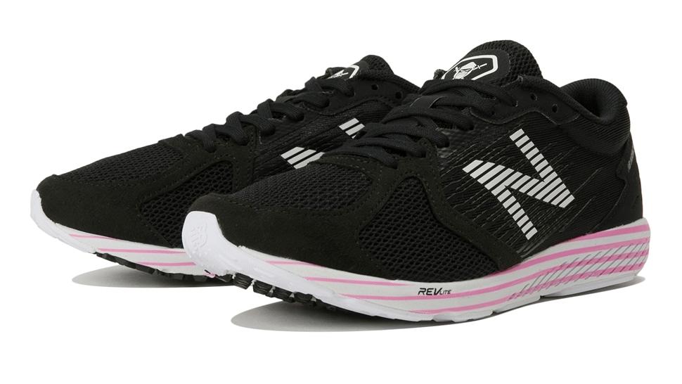 (NB公式アウトレット)【56%OFF】 ウイメンズ NB HANZO R W F2 (ブラック) ランニングシューズ 靴 ニューバランス newbalance セール