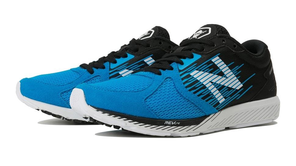 (NB公式アウトレット)【56%OFF】 ウイメンズ NB HANZO R W T2 (ブルー) ランニングシューズ 靴 ニューバランス newbalance セール