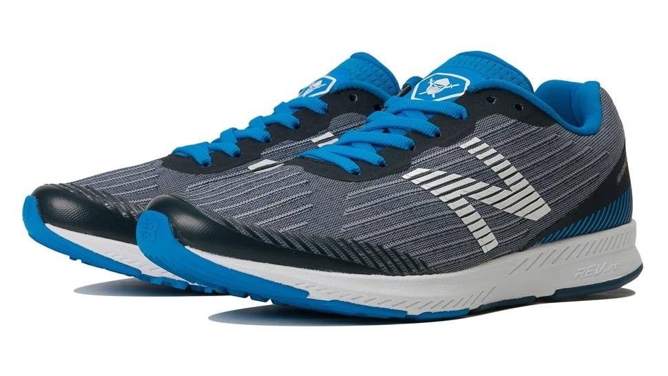 (NB公式アウトレット)【50%OFF】 ウイメンズ NB HANZO T W T3 (ブルー) ランニングシューズ 靴 ニューバランス newbalance セール