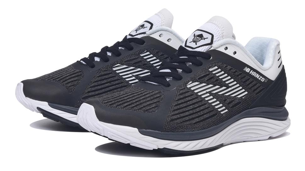 (NB公式アウトレット)【60%OFF】 ウイメンズ NB HANZO U W M1 (ブラック) ランニングシューズ 靴 ニューバランス newbalance セール