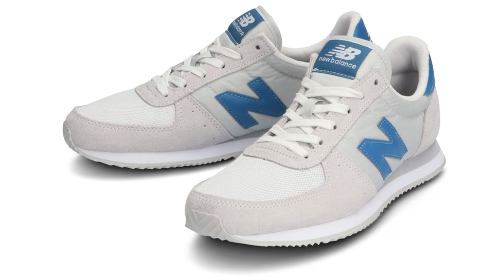 (NB公式アウトレット)【30%OFF】 ウイメンズ WL220 CB2 (OFF WHITE/BLUE) スニーカー シューズ 靴 ニューバランス newbalance セール